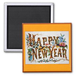 ¡Feliz Año Nuevo! - Imán #1