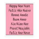 ** Feliz Año Nuevo ** Membrete