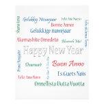 ** Feliz Año Nuevo ** Membretes Personalizados