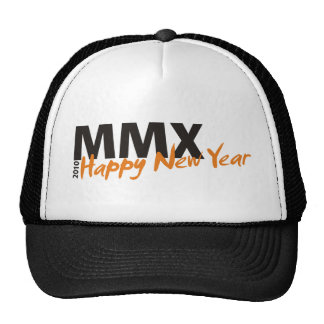 Feliz Año Nuevo MMX Gorra
