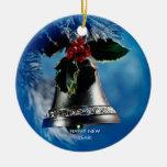 Feliz Año Nuevo Ornamentos De Reyes