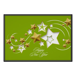 Feliz Año Nuevo - Posters
