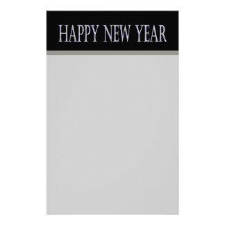 Feliz Año Nuevo Papeleria