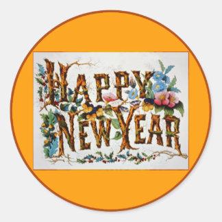 ¡Feliz Año Nuevo! - Pegatina