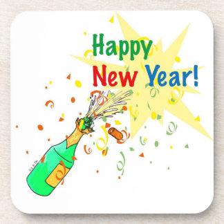 Feliz Año Nuevo Posavasos