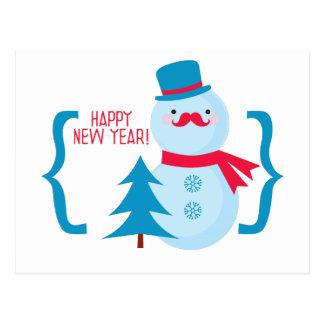 ¡Feliz Año Nuevo! Postal