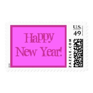 ¡Feliz Año Nuevo! Sellos