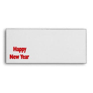 Feliz Año Nuevo Sobres