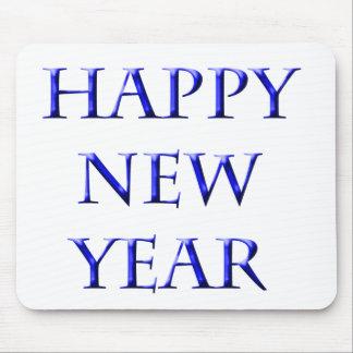 Feliz Año Nuevo Alfombrillas De Ratón