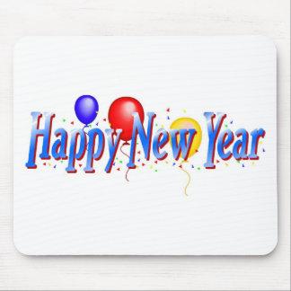 ¡Feliz Año Nuevo! Alfombrillas De Ratones