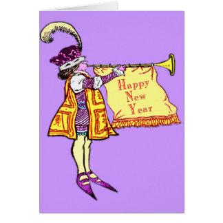 Feliz Año Nuevo Felicitación