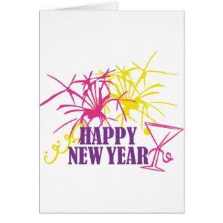 Feliz Año Nuevo Felicitacion