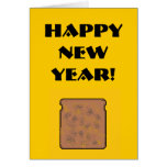 ¡Feliz Año Nuevo! Tarjeta De Felicitación