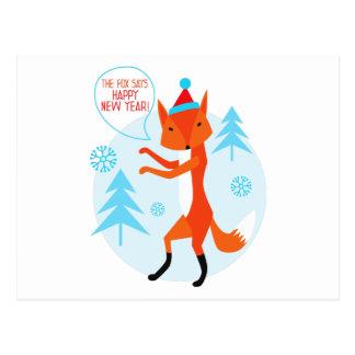 ¡Feliz Año Nuevo! Tarjetas Postales