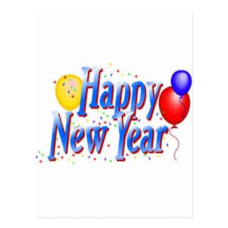 ¡Feliz Año Nuevo Postales