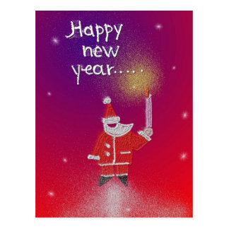 Feliz Año Nuevo Postales
