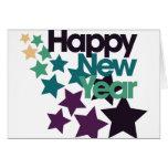 Feliz Año Nuevo Tarjetón