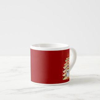 Feliz Bookmas Taza Espresso