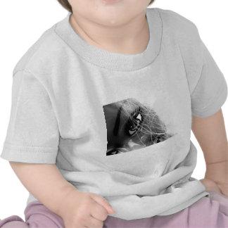 Feliz brillante camiseta