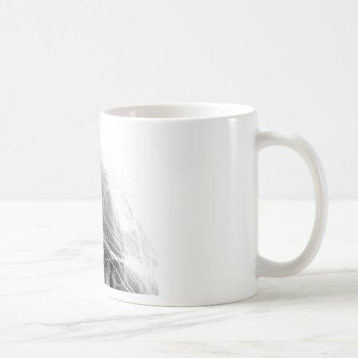 Feliz brillante tazas de café