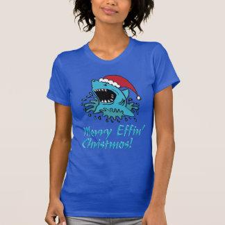 Feliz camisa del navidad de Effin