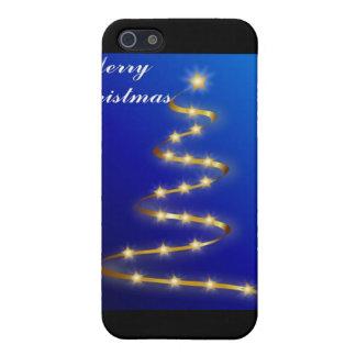 Feliz caso del iPhone 4 de Navidad iPhone 5 Coberturas