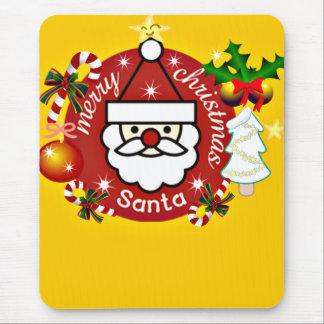 Feliz Christmas#4_ Alfombrilla De Ratón