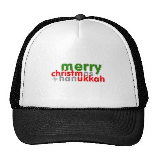 FELIZ CHRISTMUKKAH GORRA