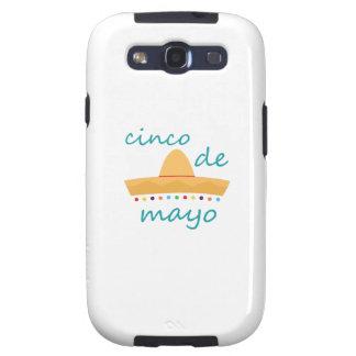 Feliz Cinco de Mayo Samsung Galaxy S3 Cases