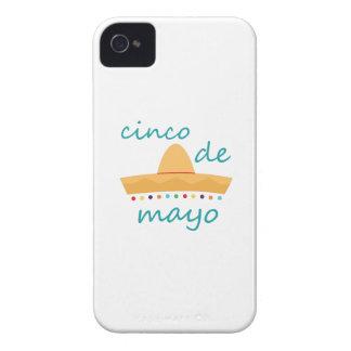 Feliz Cinco de Mayo iPhone 4 Cover