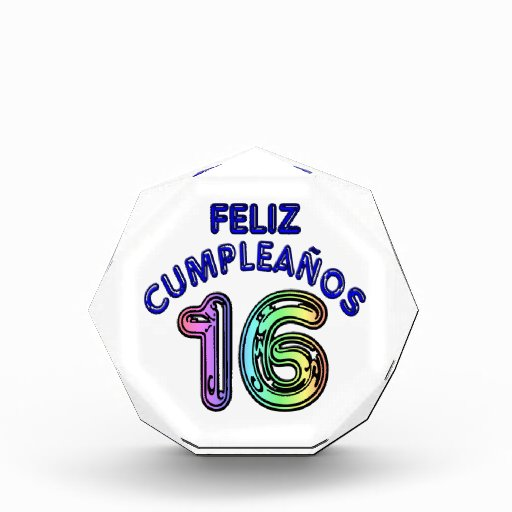 Feliz Cumpleaños 16