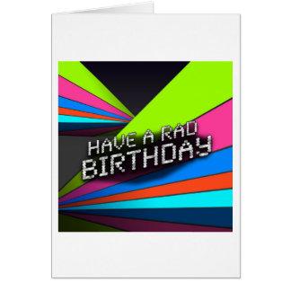 Feliz cumpleaños 229 tarjeta de felicitación