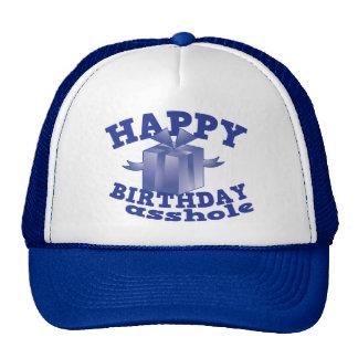 Feliz cumpleaños a ** agujero gorra