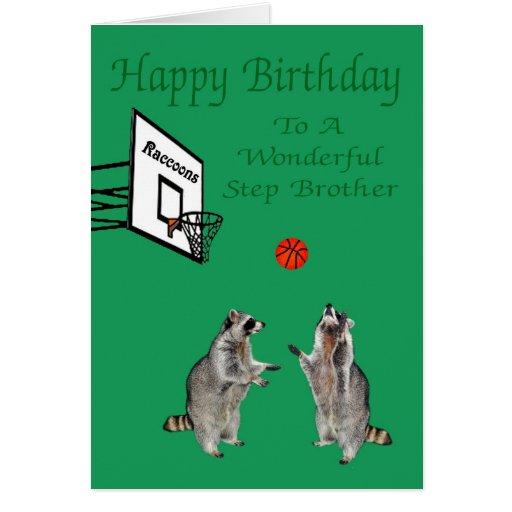 Feliz cumpleaños a caminar tarjeta de felicitación