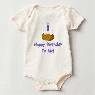 ¡Feliz cumpleaños a mí! Body De Bebé