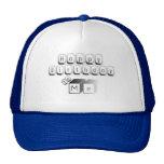 Feliz cumpleaños a mí gorra
