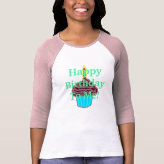 ¡Feliz cumpleaños a mí! Tshirt