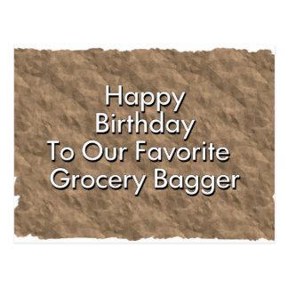 Feliz cumpleaños a nuestro ultramarinos preferido postales