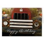 Feliz cumpleaños al hombre mayor tarjetas