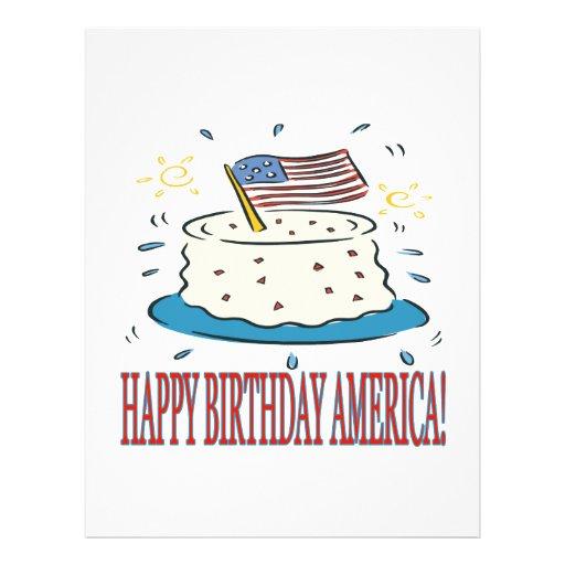 Feliz cumpleaños América Tarjeton
