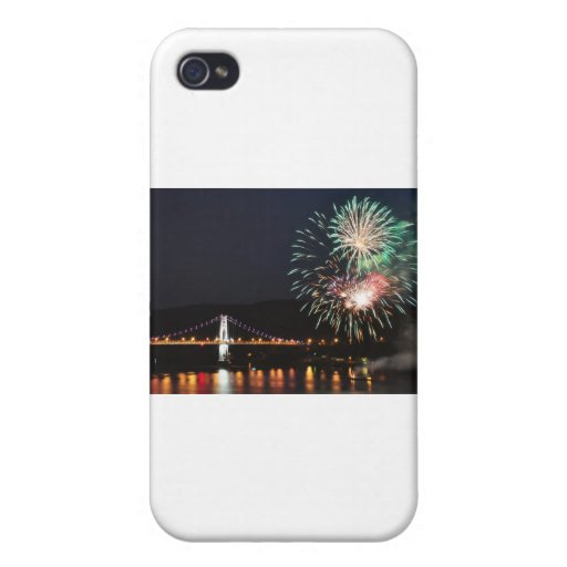 ¡Feliz cumpleaños América! iPhone 4 Cárcasa