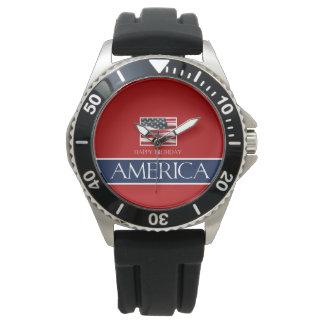 ¡Feliz cumpleaños América! Relojes De Mano