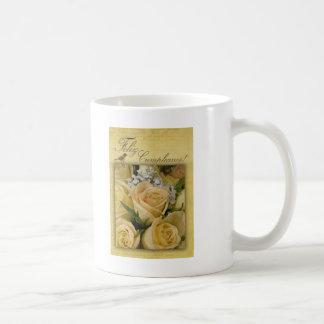 Feliz Cumpleanos Birthday Card Coffee Mug