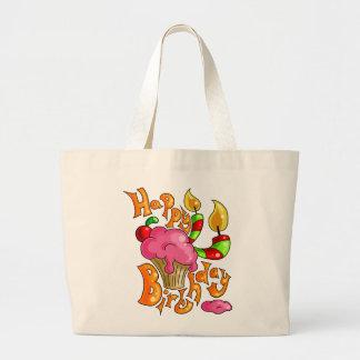 Feliz cumpleaños bolsas