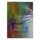 Feliz cumpleaños colección de marzo de 2012 felicitación