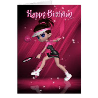 ¿Feliz cumpleaños - cualquier persona para el Tarjeta De Felicitación