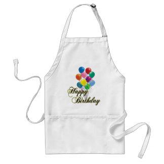 Feliz cumpleaños - D4 que cocina el delantal