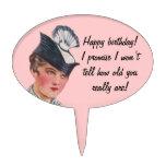 ¡Feliz cumpleaños! Decoración De Tarta