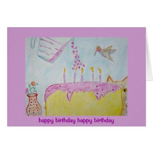 feliz cumpleaños del feliz cumpleaños felicitaciones