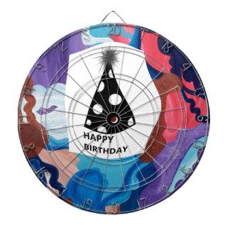 Feliz cumpleaños del torbellino